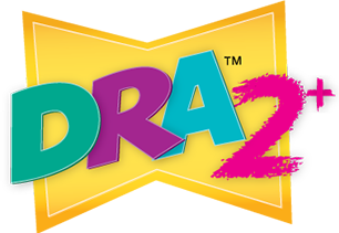 Developmental Reading Assessment®, 2nd Edition PLUS (DRA2+) logo